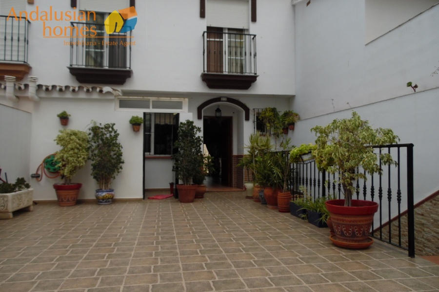 Town House With Yoga Dance Studio For Sale In Alora Malaga Andalusian Homes